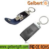 Кожаный USB 2.0 для мобильных устройств памяти USB в подарок