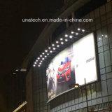 El TDA/al aire libre de anuncios en vallas publicitarias/proyector LED Solar Spotlight