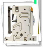 De alta calidad SMT FUJI CP7 el alimentador de 8mm