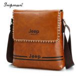 昇進デザイナーブランドの人のメッセンジャー袋PUの革はハンドバッグに人を配置する