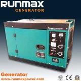 2 квт/2 КВА-10квт/10квт с водяным охлаждением воздуха Silent дизельные силовые портативный электрический генератор