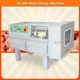 Congelés de porc fraîche de la viande de boeuf Poulet Thon Cube découper en dés la machine de coupe