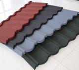 Gebäude-Dach-Material-Stein-überzogenes Stahlschindel-Dach