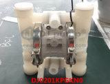 """0.25"""" Neumatica Aoddp PVDF Bomba de diafragma da bomba de diafragma Pneumática"""