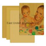 Бумага с покрытием для печати пустой алюминиевый лист с термической возгонкой