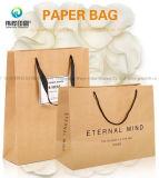 Настроить крафт-бумаги печать подарочной упаковки нести сумку для