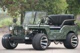 Approuvé ce gaz chaud Mini essence Rover Go Kart