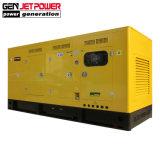 インドの45kVA 60kVA 80kVA Denyoのタイプ防音の無声ディーゼル発電機の価格