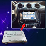 Voiture Android de navigation GPS Plug and Play pour Interface multimédia pour Ford Mustang