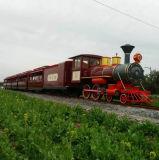 Klassische Art-Dieselspur-Serie für Vergnügungspark