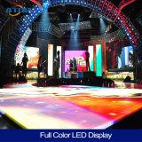 L'intérieur fixe pleine couleur P10 Affichage LED de l'écran Diecasting Cabinet pour la publicité