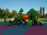 Parque Infantil Exterior Huadong Woods Creche Série equipamentos para exercício