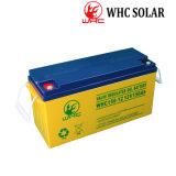 12V150Ah batería de larga duración recargable para el sistema de Energía Solar