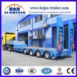 Konkurrieren Preis 4axles 120 Tonnen niedrige Bett-/Lowboy LKW-halb Schlussteil