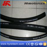 BACCANO idraulico di gomma En856 4sh del tubo/Mangueras di SAE 100r12