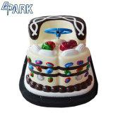 Amusement Park petit gâteau de la batterie de la musique en fibre de verre pare-chocs pour les enfants de voiture Voiture de bouclier