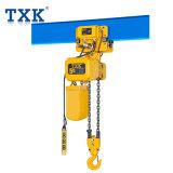 5t Txk Mシリーズ日本によってインポートされる鎖が付いている電気チェーン起重機