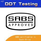 水フィルターSABS証明およびテストサービス