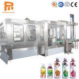 Bouteille de jus de canne à sucre automatique Machine de remplissage / le fer blanc aluminium peut Machine de remplissage de jus de fruits dans Zhangjiagang