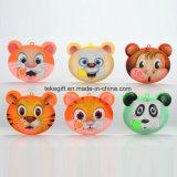 Пластмассовые игрушки игры для детей в области образования Custom мини-животных форма сдвижной Головоломки для оптовых