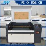 4060 clé de machine de découpage à gravure laser pour cuir