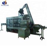 Automatique 3L 5L 10L Big Baril usine de remplissage de l'eau pure/ lavage de la ligne de production de plafonnement de remplissage