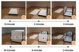 中国モジュラープレハブの20ft&40ftの容器の家のXgzデザインPlm228