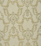 Papier peint profondément gravé en relief de vinyle de l'Italie Degin (70CM*10M)