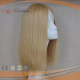 La blonde cheveux humains Full Lace Wig Vente chaude (PPG-L-0108)
