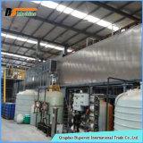 Chaîne de production de pulvérisation de poudre liquide électrostatique de peinture