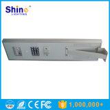 リチウム電池30W 40W 50W LEDの太陽エネルギーの道ライト