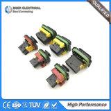 Automobiel ElektroContactdoos 967640-1 van ECU van de Schakelaar van de Kabel van Delen