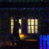 RGBの防水ホタルライトを移動する庭のレーザー光線
