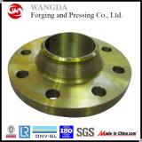 Bride de collet de soudure d'acier du carbone d'En1092-1 Type11 P245gh