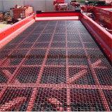 (Гофрированное) плетение /Mine сетки волнистой проволки нержавеющей стали фильтруя