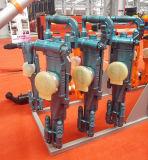 Verkauf Luft-Bein-Felsen-Bohrgerät-/Jack-Hammer zum Bulgarien-Yt28 für Hardrock