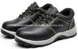 Calçados de aço Rh102 da segurança do dedo do pé