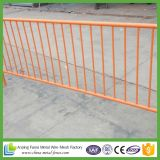 1100 * 2200mm Acabado en caliente Galvanizado o Power-Coating Removable Flat Feet Barrier