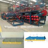 ENV und Felsen-Wolle-Zwischenlage-Panel-Produktionszweig