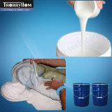 Gomma di silicone liquida RTV-2 per la fabbricazione della muffa del cornicione del gesso