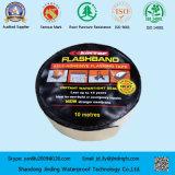 Cinta impermeable del betún auto-adhesivo usada en la azotea