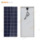 Moregosolar un il volt 160W 155W del grado 12 un poli comitato solare da 150 watt per uso domestico