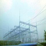 500kv de Architectuur van het Hulpkantoor van de Transmissie van de Macht van het Staal van de hoek