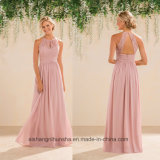 Frauen-Spitze-Sleeveless Abend-Partei-Abschlussball-Kleid