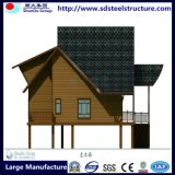 Mais recente, Modern Modified Container Prefabricated / Prefab Sunshine House