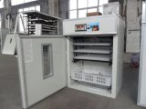 Incubateur des avoirs 528 de vente de promotion petit d'oeufs économiseurs d'énergie de poulet (KP-8)