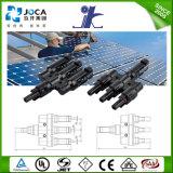 Разъем 30A Compatibel Mc4 держателя/разъема диода TUV солнечный
