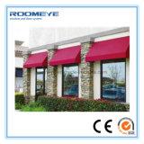 Roomeye Aluminiumlegierung-Rahmen-materielles örtlich festgelegtes Fenster-örtlich festgelegtes Aluminiumfenster für Verkauf