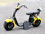 """Motocicleta elétrica das rodas dos Cocos 2 da cidade do E-""""trotinette"""" do produto da promoção de Suncycle, """"trotinette"""" elétrico adulto da cidade 1000W"""