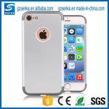 Caja de plástico de la caja del teléfono móvil Accesorios desmontable personalizado para el iPhone 7/7 Plus
